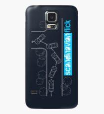 Scandinavian Flick Case/Skin for Samsung Galaxy