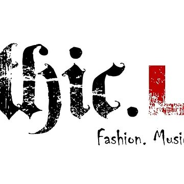 Gothic.Life Sticker with White Background by GothicLife