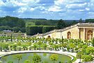 A View from Versailles by Imagery