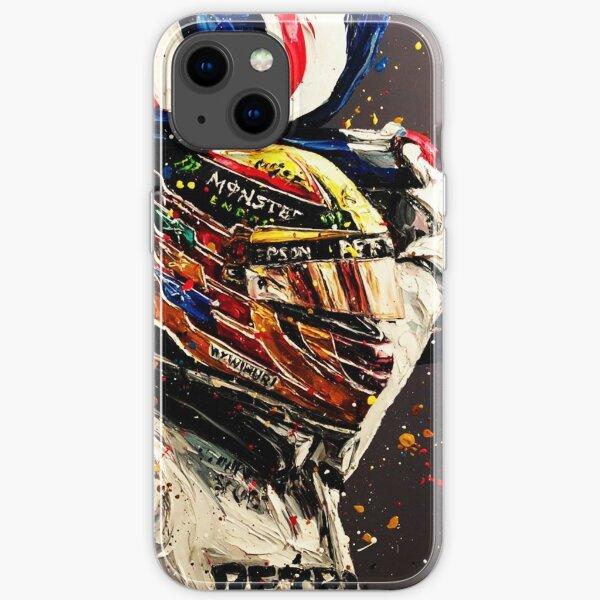 Mexiko Lewis Hamilton iPhone Flexible Hülle
