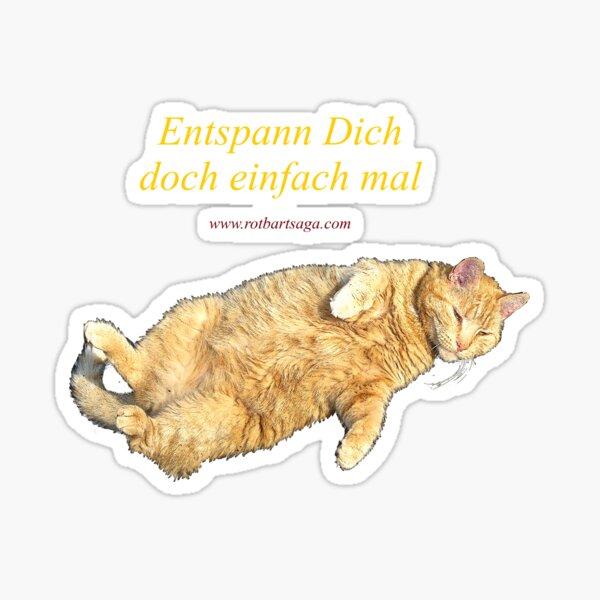 Ship Cat Sayings 2 Sticker