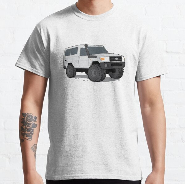 Toyota Troop Carrier 70 Series Classic T-Shirt