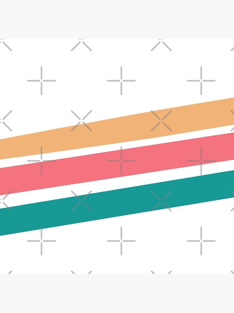 Vintage 3 stripes design by MaeganCook