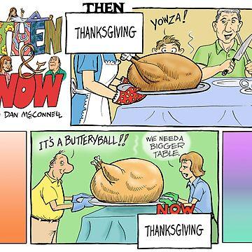 November by Cartoonydan