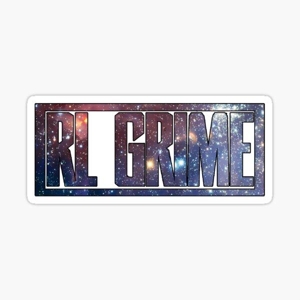 RL Grime - Space Sticker