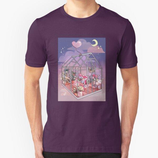 Celeste Slim Fit T-Shirt