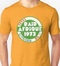 Raid Afrique Unisex T-Shirt