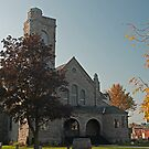 From the Simple to the Grand: Historic Churches of Eastern Ontario by Mike Oxley