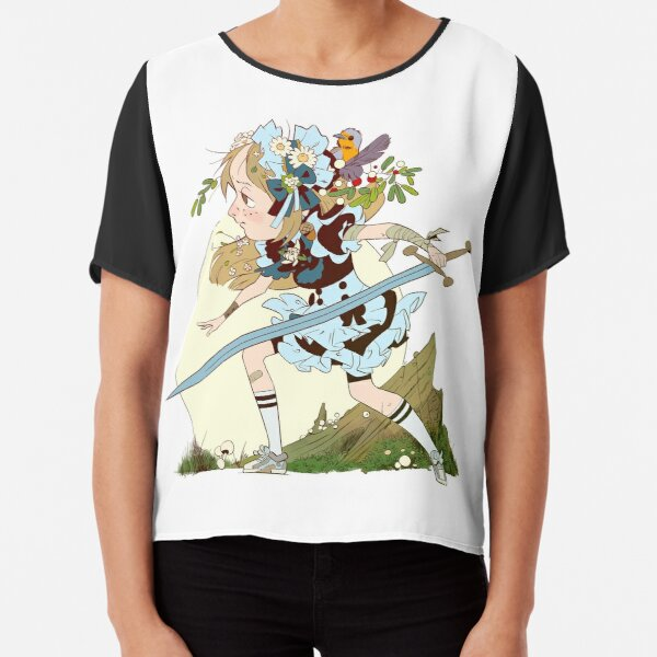 Sophie the Maid Blusa