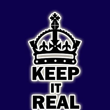 keep it realer by secseone