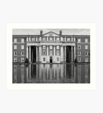 Home of the Light Infantry, Winchester Art Print