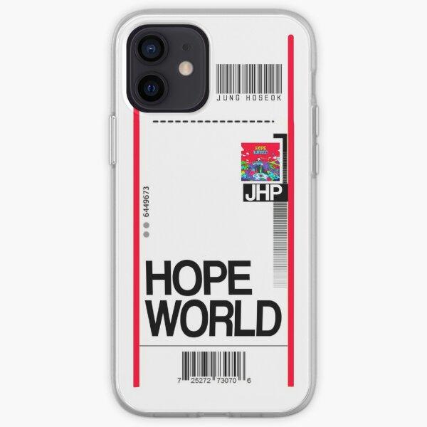 Billet d'avion HOPE WORLD Coque souple iPhone