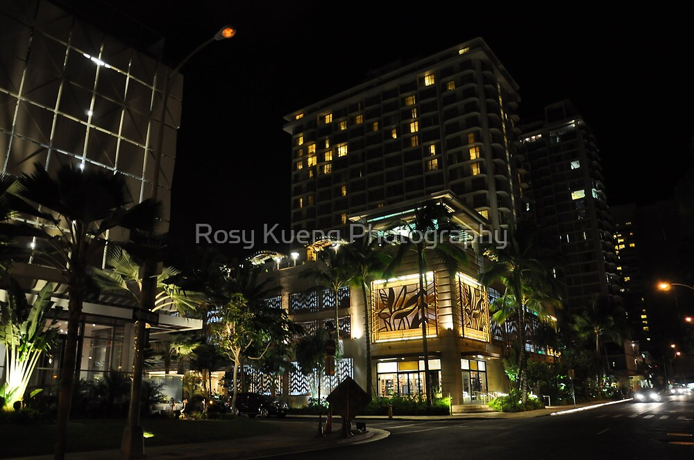 A Night in Honolulu by Rosy Kueng Photography