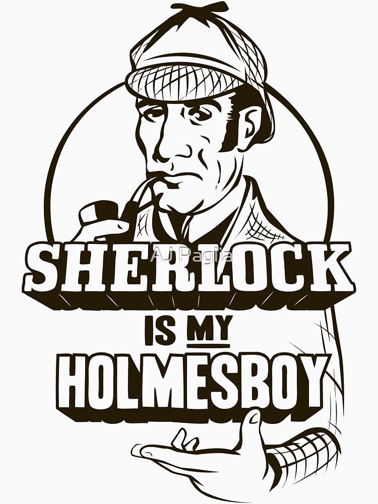 Sherlock is my Holmesboy by swissarmyshark
