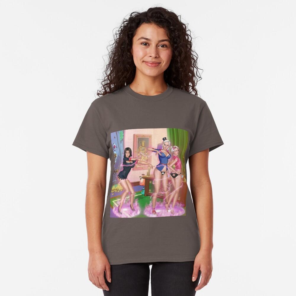 Magic Gone Spicy Classic T-Shirt