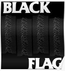 Joy Flag Poster