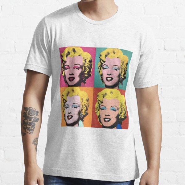 Andy Warhol Marilyn  Essential T-Shirt