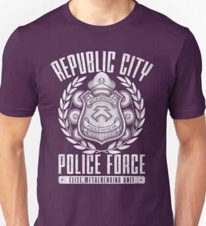 Avatar Republic City Police Force T-Shirt