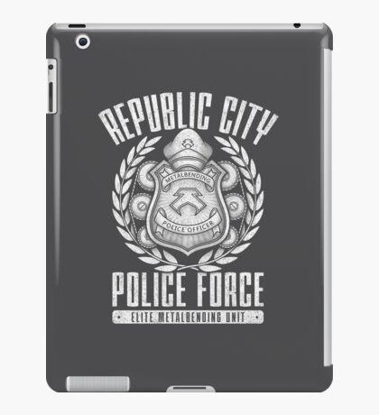 Avatar Republic City Police Force iPad Case/Skin