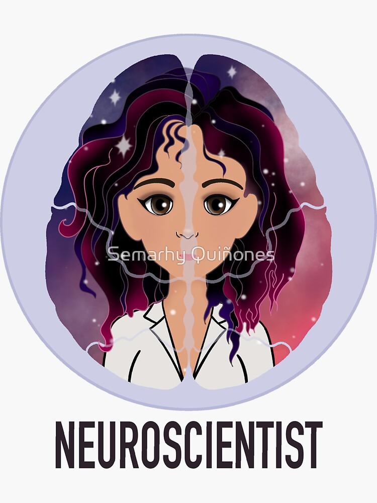 Neuroscientist by semarhy