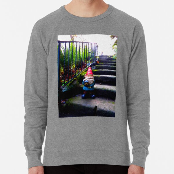 Garden Stairs Gerome Lightweight Sweatshirt