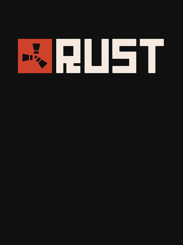 Rust Logo Shirt by syrup