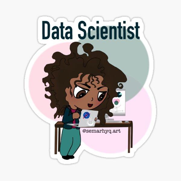 Data Scientist Sticker