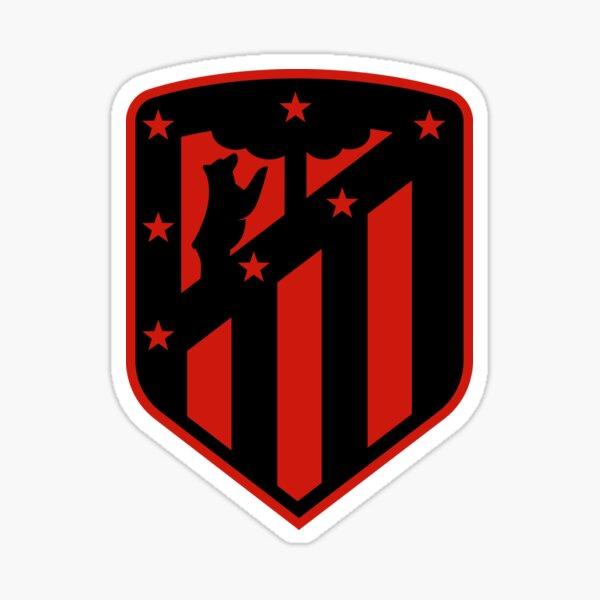 Club Atlético de Madrid Pegatina