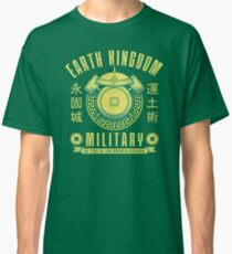 Avatar Earth Kingdom Classic T-Shirt