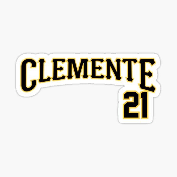 Clemente Sticker