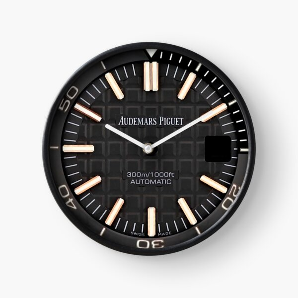 ADP0 Audemars Piguet Royal Oak Offshore Black Clock