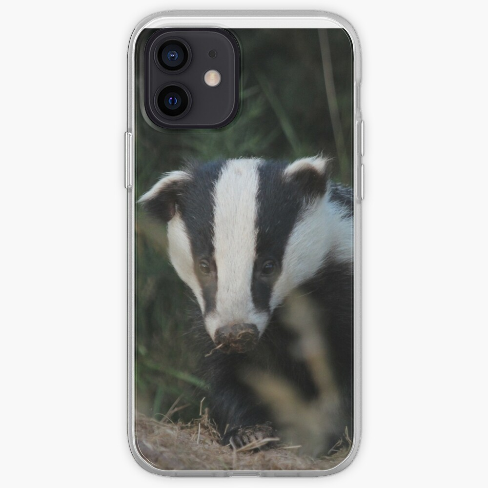 Badger iPhone Case & Cover