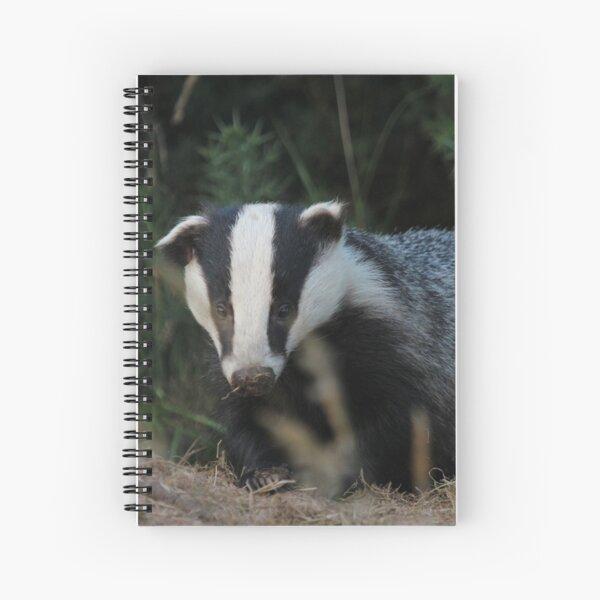 Badger Spiral Notebook