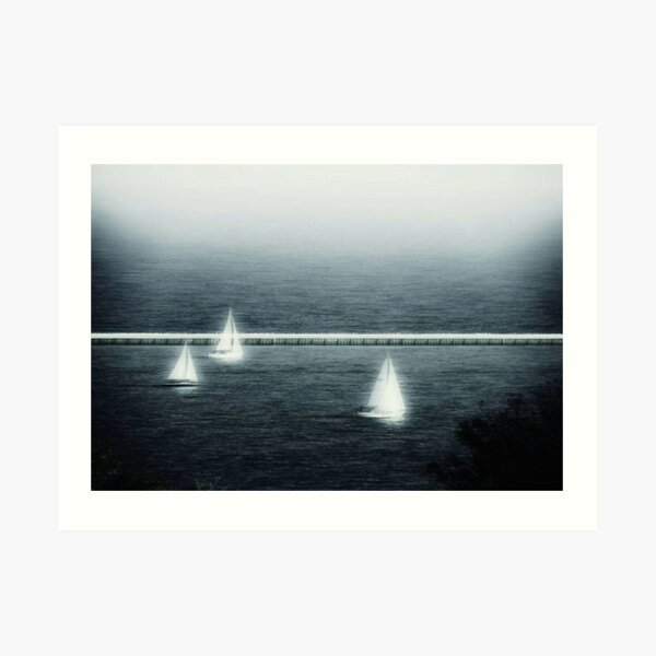 Just a memory © Art Print
