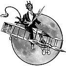 Krampus 007 - Bi-plane by Hedrin