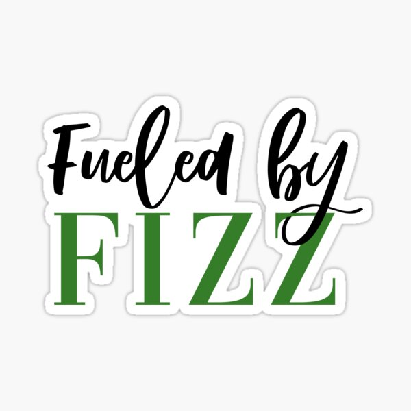 Fueled by Fizz Business Arbonne Bon Babe Boss Babe Sticker