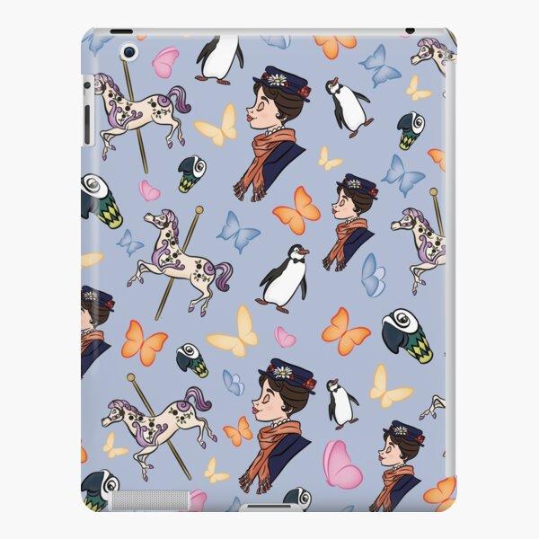 Mary Poppins Pattern iPad Snap Case