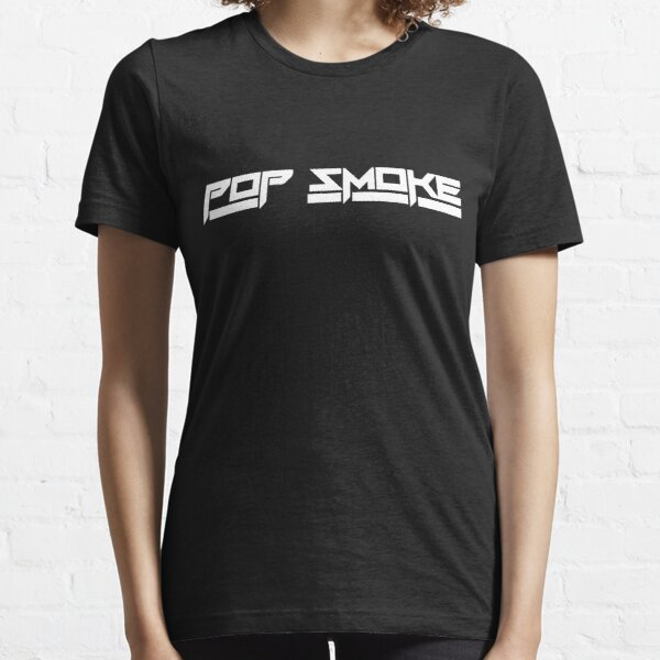 Pop Smoke T-shirt essentiel
