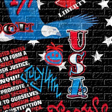 American Graffiti by HardtArdt