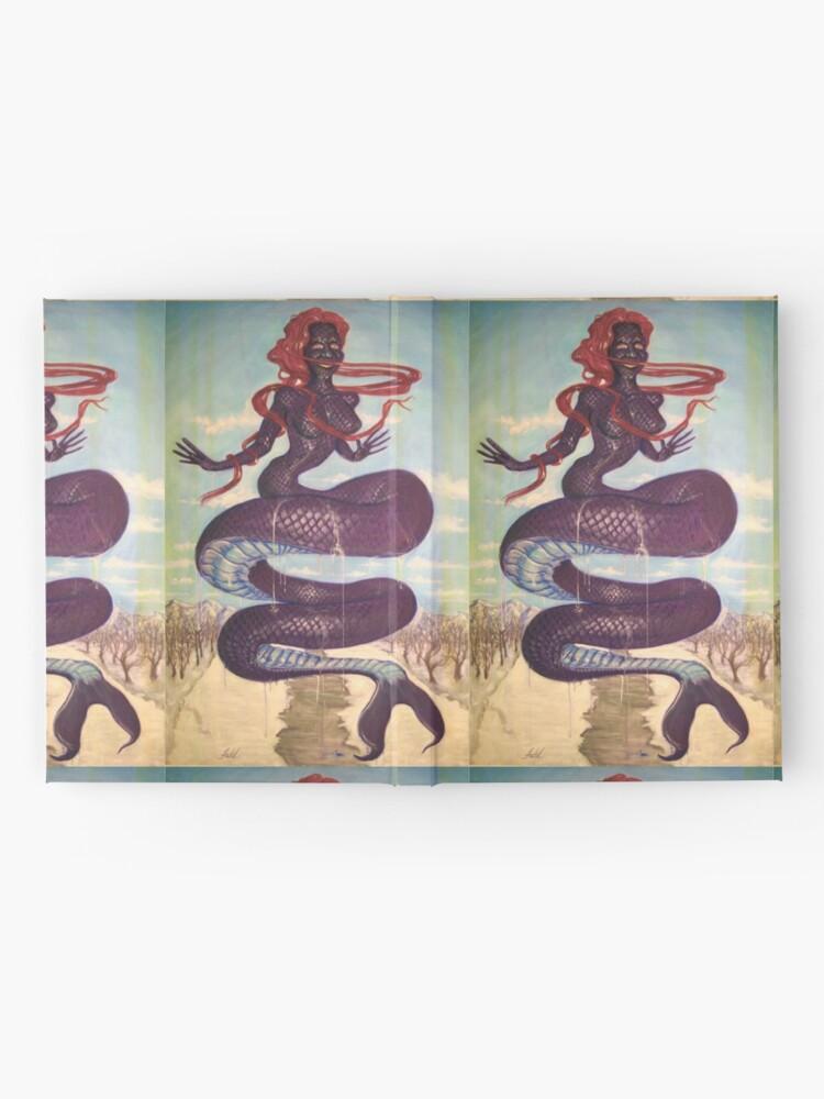 Alternate view of PURPLE SPRING FLING Hardcover Journal