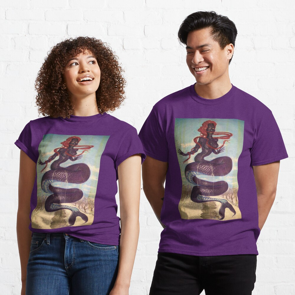 PURPLE SPRING FLING Classic T-Shirt