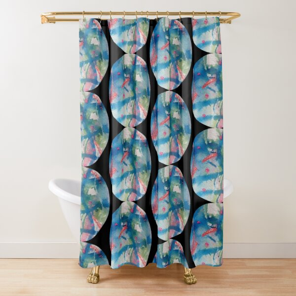 Get Up N Dance Shower Curtain