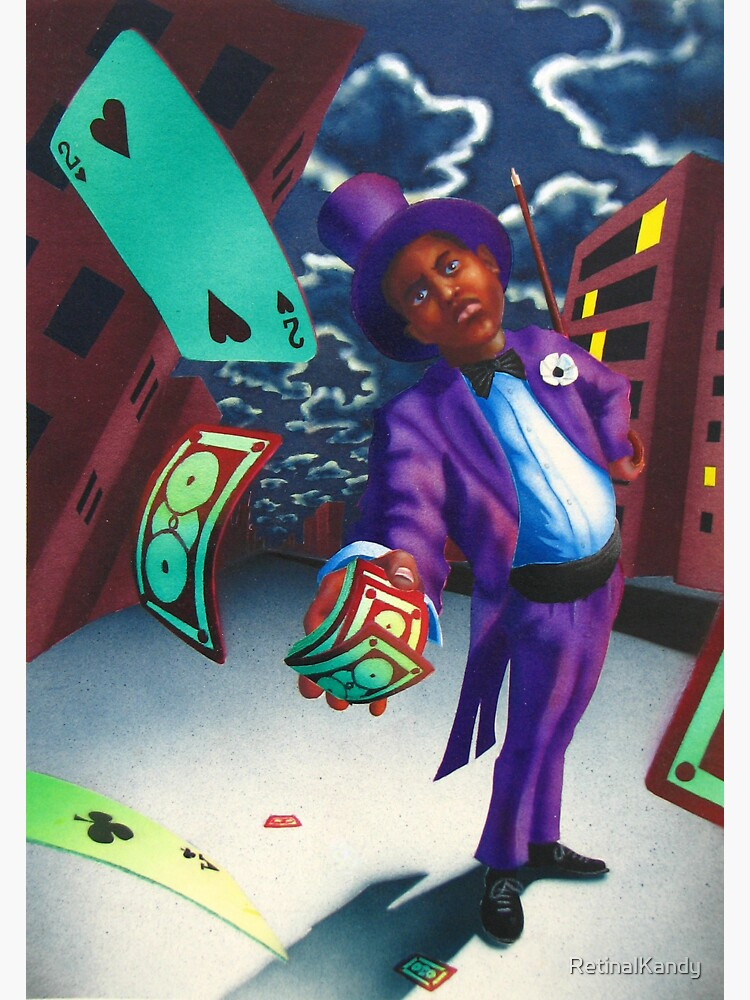 Midnight Magician  by RetinalKandy