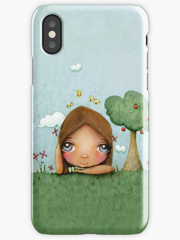 daydreams iPhone case by © Karin Taylor
