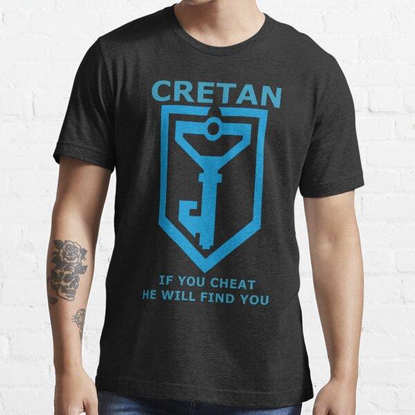Cretan. Bane of Cheaters Essential T-Shirt