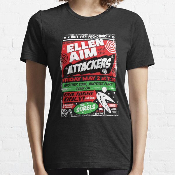 Ellen Aim and the Attackers Essential T-Shirt