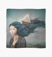 Message from the Sea Scarf