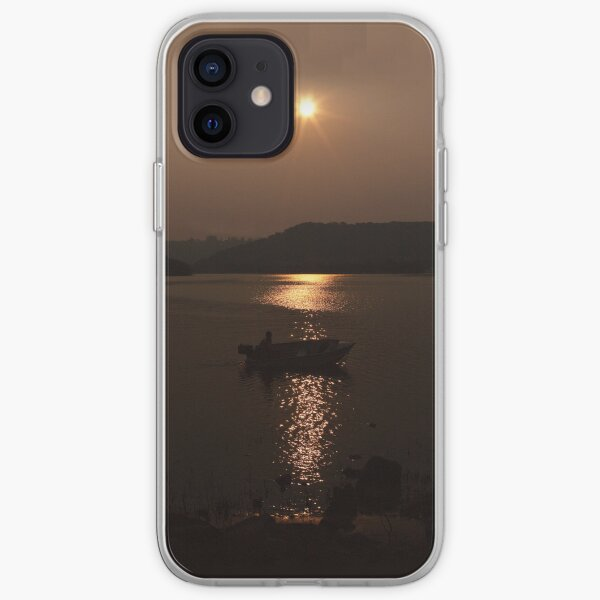 Fishing for Gold iPhone Soft Case