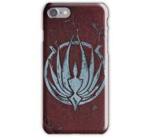 RED PHOENIX [Battlestar Galactica] iPhone Case/Skin