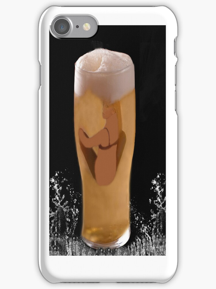 ❁◕‿◕❁    ✾◕‿◕✾ Bottoms Up Beer iPhone Case   ❁◕‿◕❁    ✾◕‿◕✾ by ✿✿ Bonita ✿✿ ђєℓℓσ